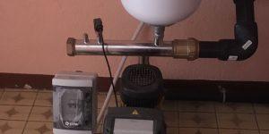 Revisión de bombas de agua - SoriSoler - Benetusser